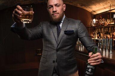 Dit is waarom echte mannen Whisky moeten drinken Conor Mcgregor Proper Twelve Whisky