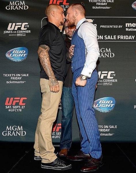 UFC 257 Conor McGregor vs Dustin Poirier II afbeelding 5