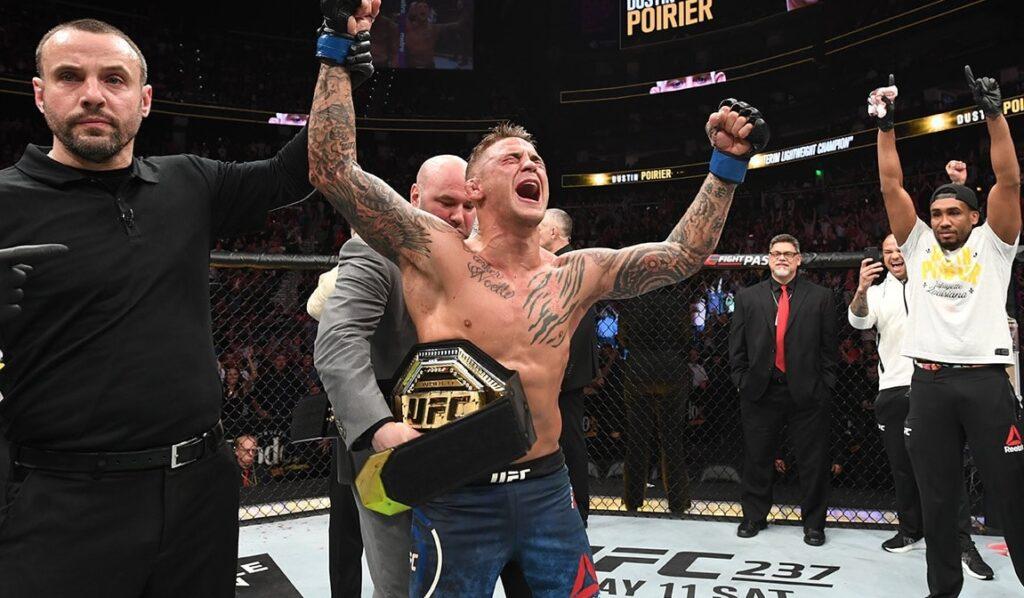 UFC 257 Conor McGregor vs Dustin Poirier II afbeelding 3