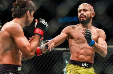 Dit waren de beste UFC-gevechten van 2020! Fight of the Night