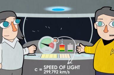 Waarom kunnen we niet sneller dan het licht